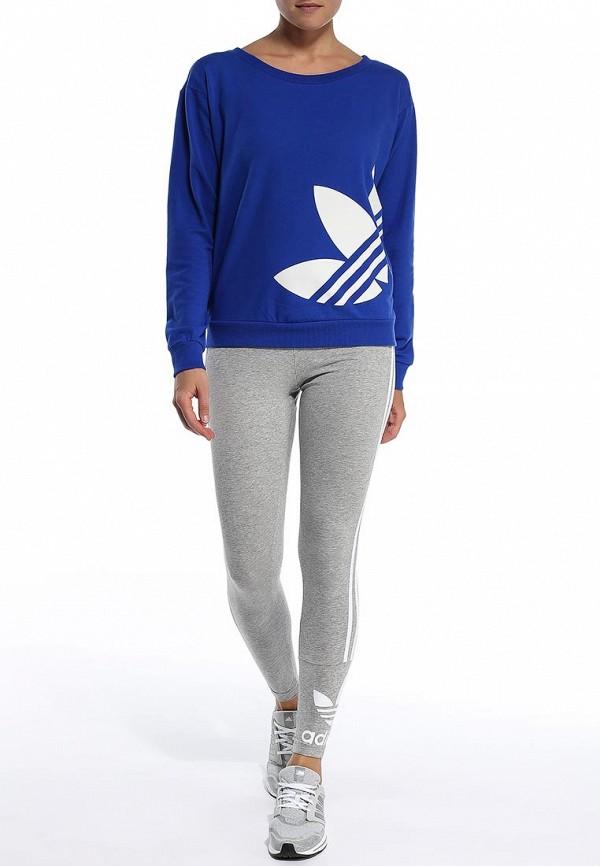 Женские леггинсы Adidas Originals (Адидас Ориджиналс) S19849: изображение 2
