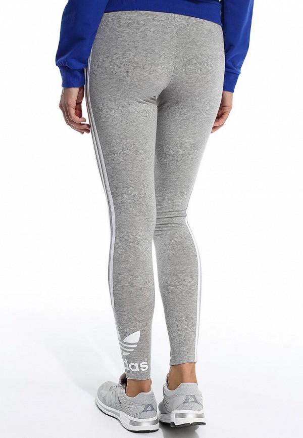 Женские леггинсы Adidas Originals (Адидас Ориджиналс) S19849: изображение 3