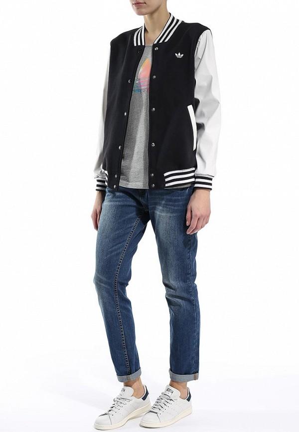 Олимпийка Adidas Originals (Адидас Ориджиналс) S19877: изображение 4