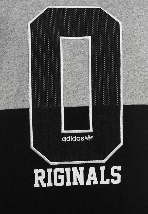 Футболка с надписями Adidas Originals (Адидас Ориджиналс) S19879: изображение 2