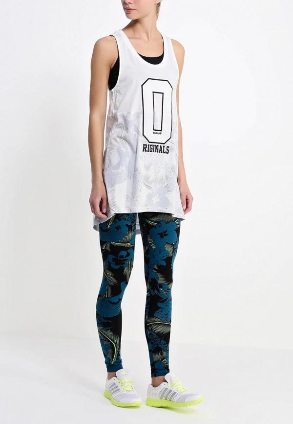 Майка Adidas Originals (Адидас Ориджиналс) S19880: изображение 3