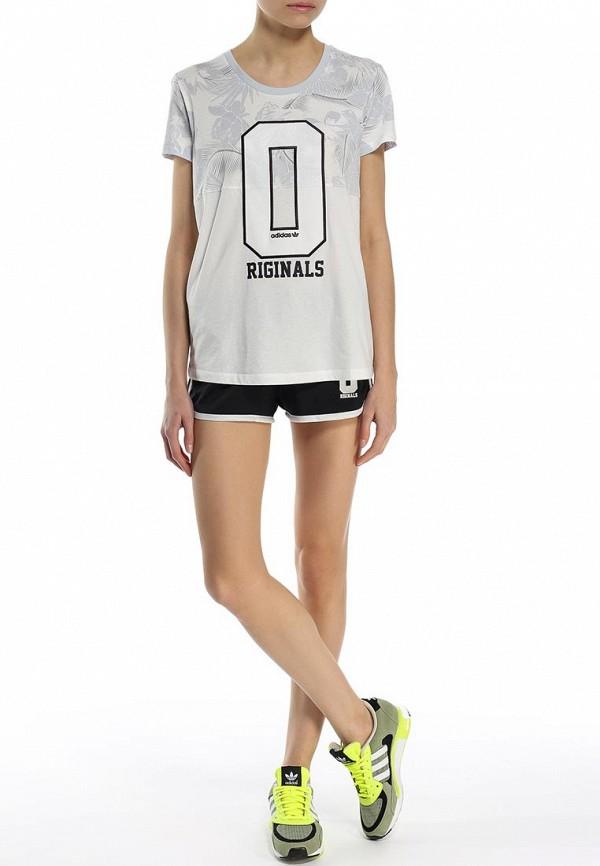 Женские спортивные шорты Adidas Originals (Адидас Ориджиналс) S19885: изображение 3