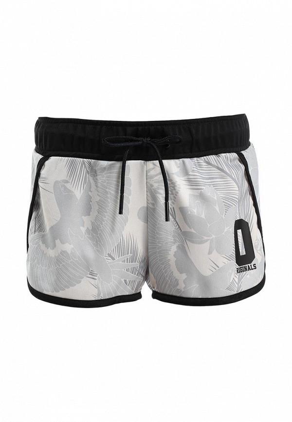 Женские спортивные шорты Adidas Originals (Адидас Ориджиналс) S19887: изображение 2