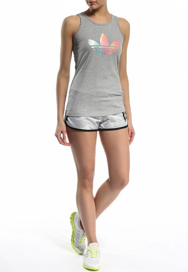 Женские спортивные шорты Adidas Originals (Адидас Ориджиналс) S19887: изображение 4