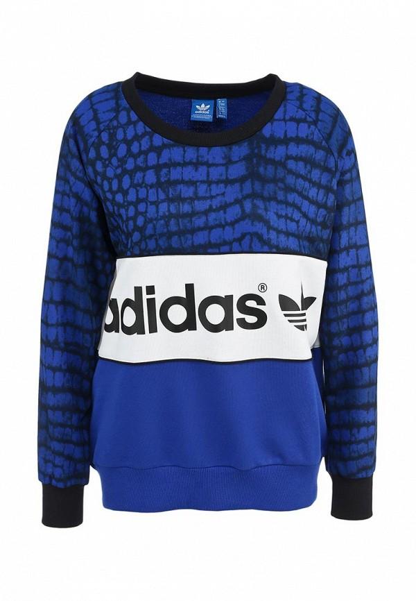 Толстовка Adidas Originals (Адидас Ориджиналс) S19899: изображение 1