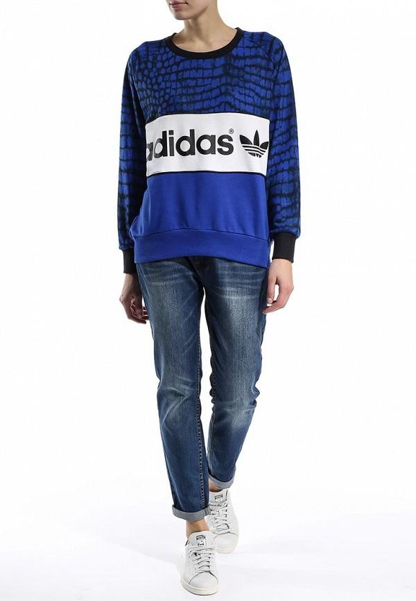 Толстовка Adidas Originals (Адидас Ориджиналс) S19899: изображение 3
