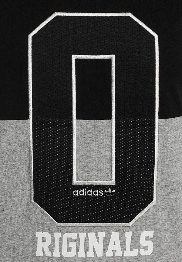 Футболка с надписями Adidas Originals (Адидас Ориджиналс) S19901: изображение 2