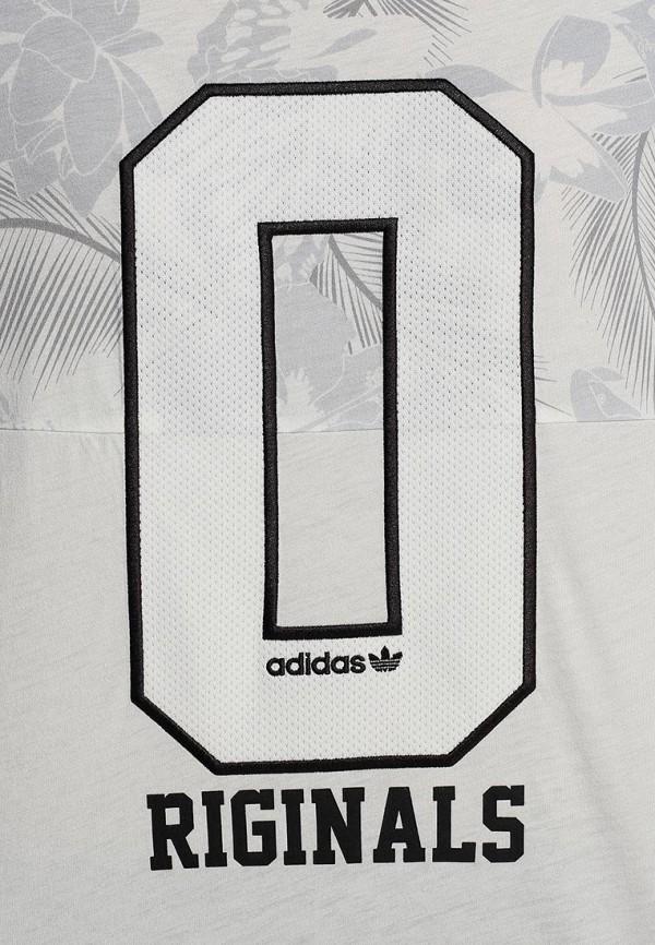 Футболка с надписями Adidas Originals (Адидас Ориджиналс) S19902: изображение 2