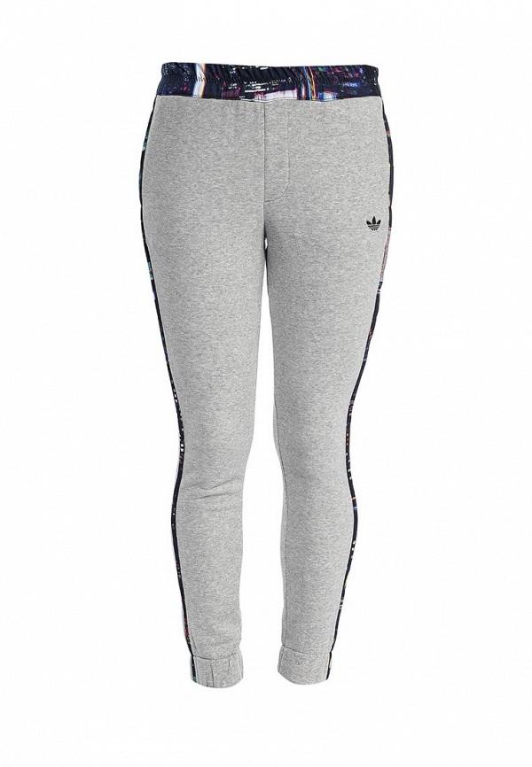 Женские спортивные брюки Adidas Originals (Адидас Ориджиналс) S19939: изображение 1