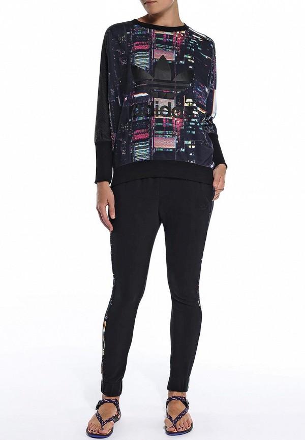 Женские спортивные брюки Adidas Originals (Адидас Ориджиналс) S19940: изображение 3