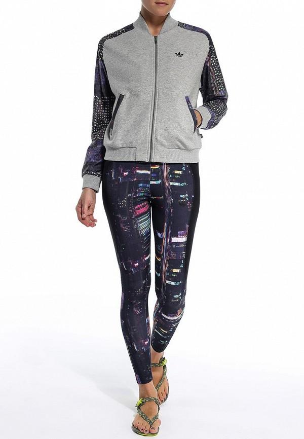 Женские леггинсы Adidas Originals (Адидас Ориджиналс) S19941: изображение 3
