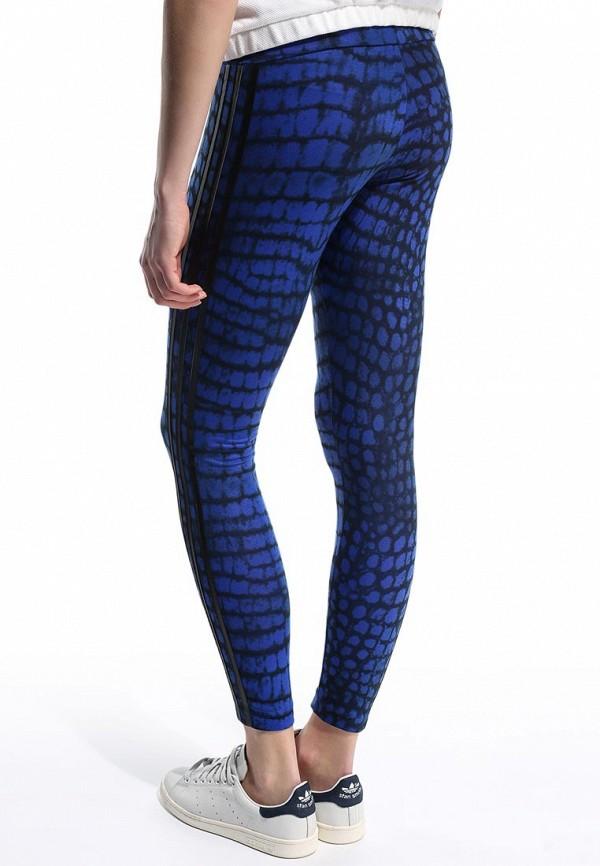 Женские леггинсы Adidas Originals (Адидас Ориджиналс) S19947: изображение 4