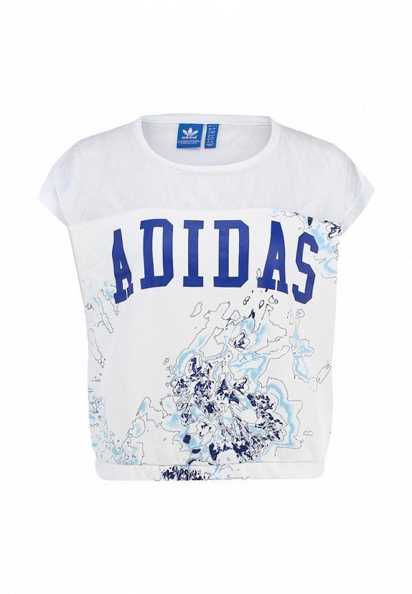Футболка с коротким рукавом Adidas Originals (Адидас Ориджиналс) S19981: изображение 1