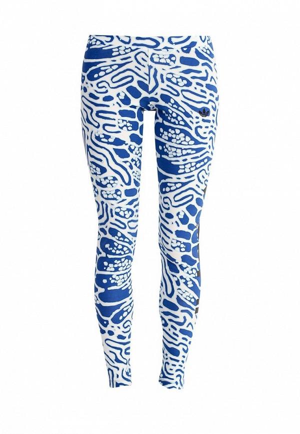 Женские леггинсы Adidas Originals (Адидас Ориджиналс) S19996: изображение 1