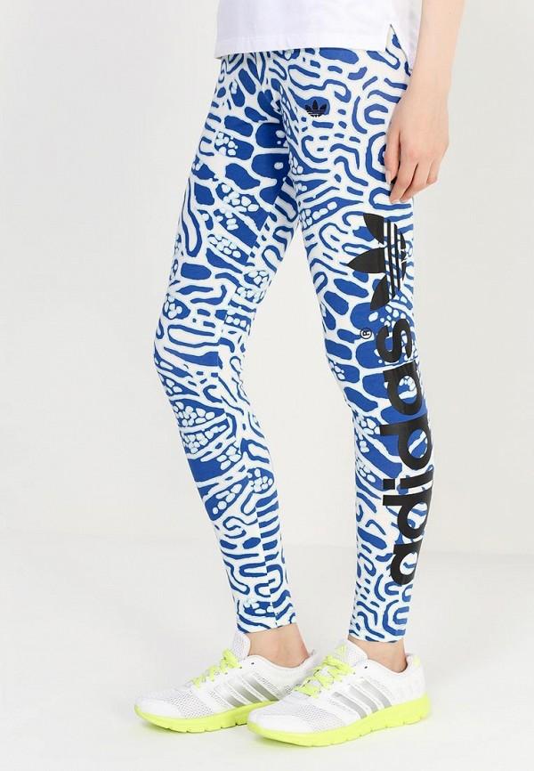 Женские леггинсы Adidas Originals (Адидас Ориджиналс) S19996: изображение 2