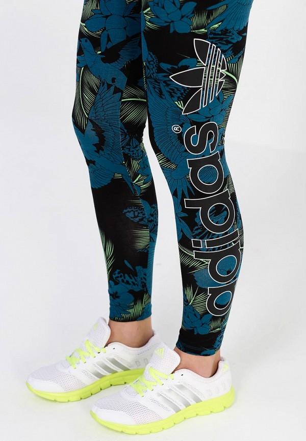 Женские леггинсы Adidas Originals (Адидас Ориджиналс) S19999: изображение 2