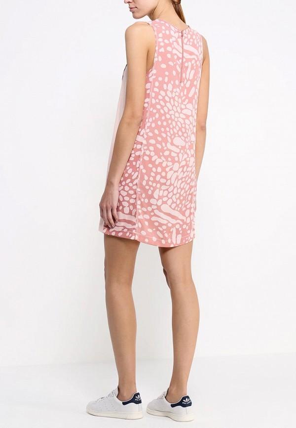 Платье-мини Adidas Originals (Адидас Ориджиналс) S20005: изображение 5