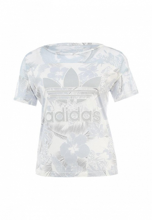 Футболка с коротким рукавом Adidas Originals (Адидас Ориджиналс) S20027: изображение 1