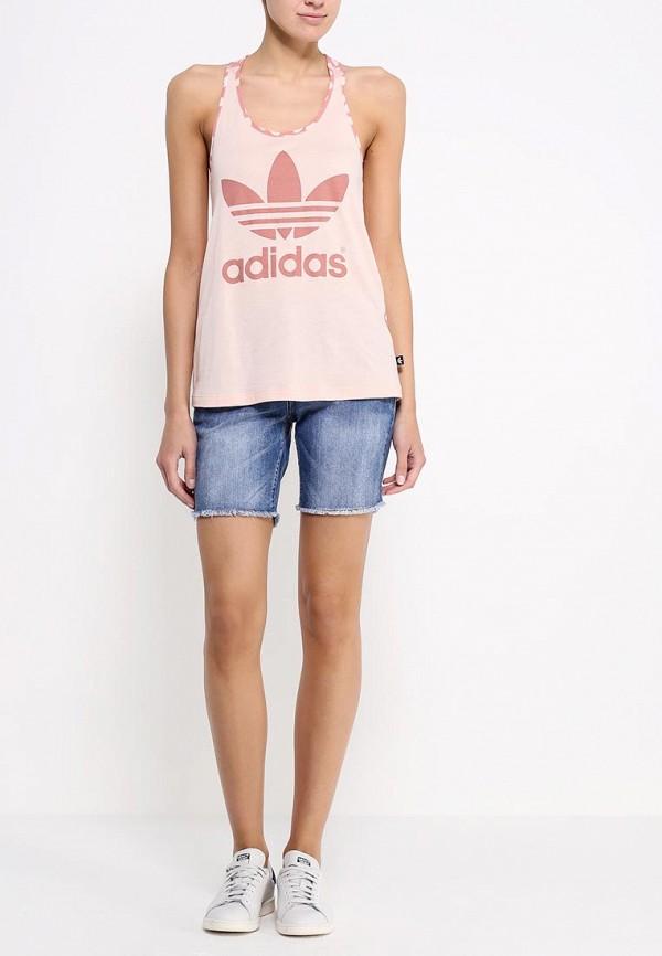 Майка Adidas Originals (Адидас Ориджиналс) S20033: изображение 4