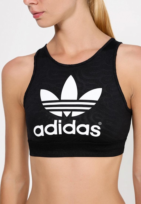 Спортивный топ Adidas Originals (Адидас Ориджиналс) S20036: изображение 3