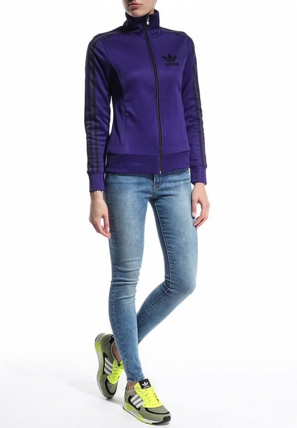 Олимпийка Adidas Originals (Адидас Ориджиналс) S19875: изображение 3