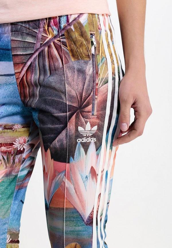 Женские спортивные брюки Adidas Originals (Адидас Ориджиналс) S19336: изображение 2