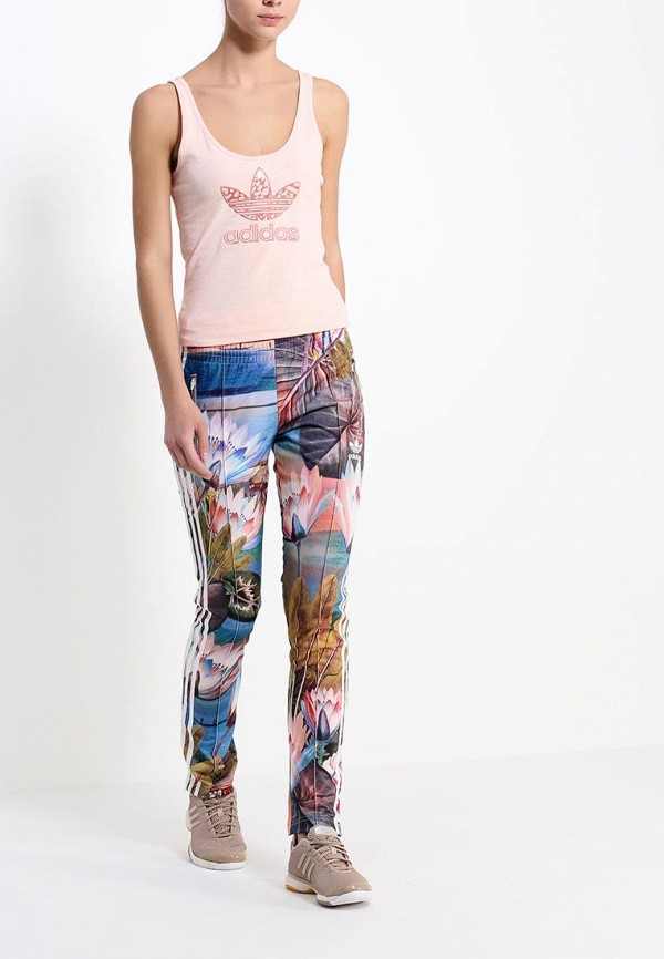 Женские спортивные брюки Adidas Originals (Адидас Ориджиналс) S19336: изображение 3
