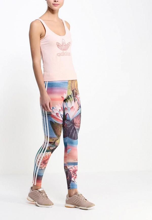 Женские леггинсы Adidas Originals (Адидас Ориджиналс) S19337: изображение 3