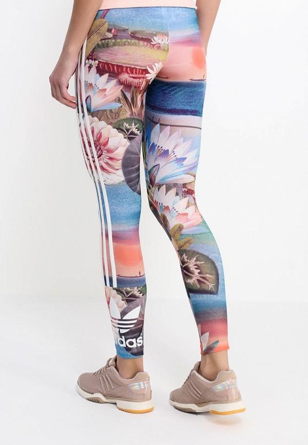 Женские леггинсы Adidas Originals (Адидас Ориджиналс) S19337: изображение 4