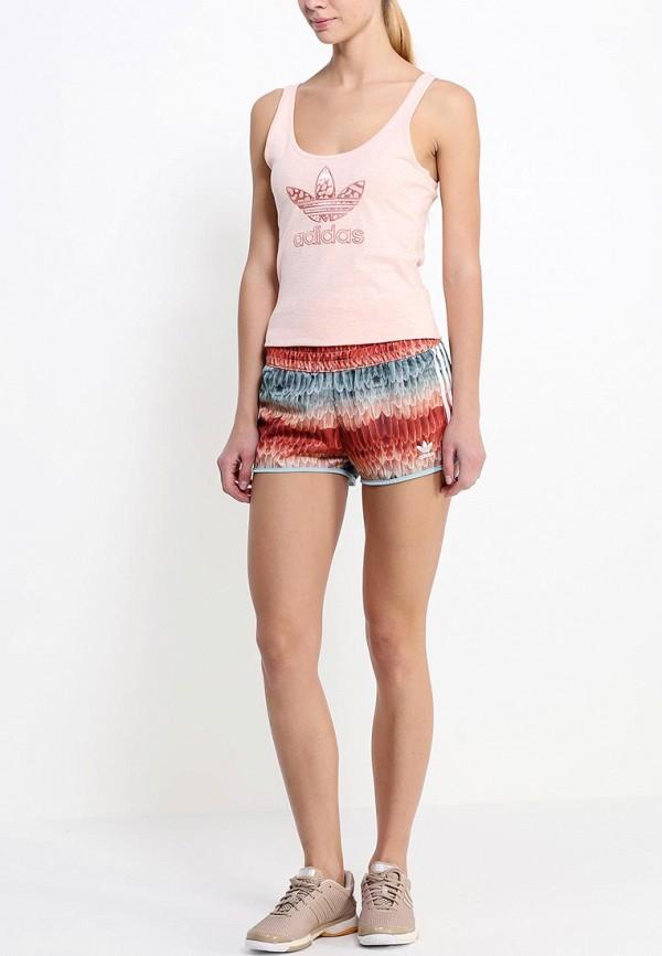 Женские спортивные шорты Adidas Originals (Адидас Ориджиналс) S19339: изображение 3