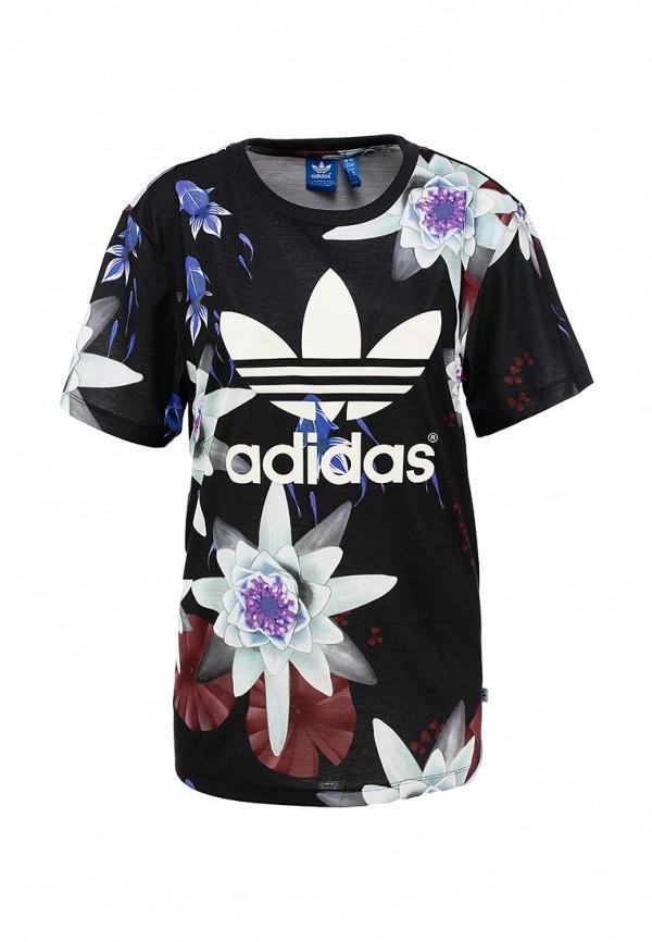 Спортивная футболка Adidas Originals (Адидас Ориджиналс) AC2128: изображение 1