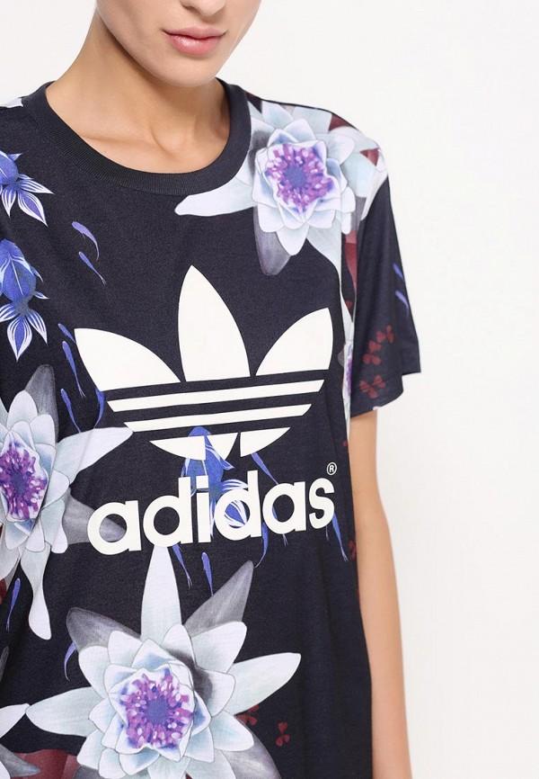 Спортивная футболка Adidas Originals (Адидас Ориджиналс) AC2128: изображение 2