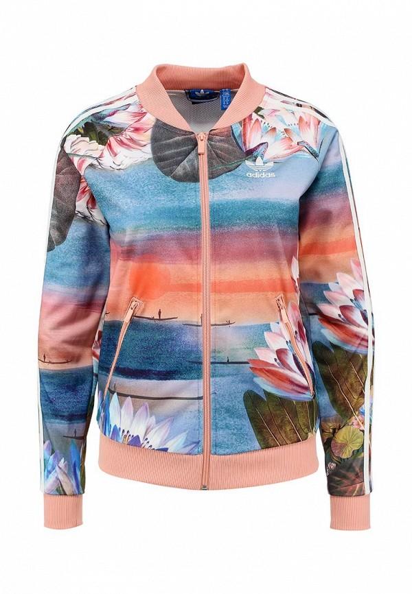 Олимпийка Adidas Originals (Адидас Ориджиналс) S19334: изображение 1