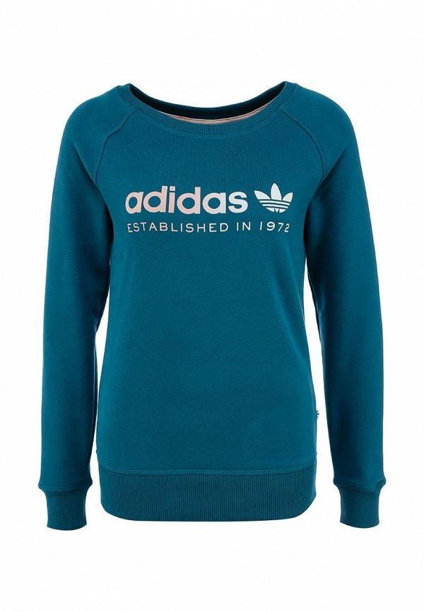 Толстовка Adidas Originals (Адидас Ориджиналс) S19617: изображение 1