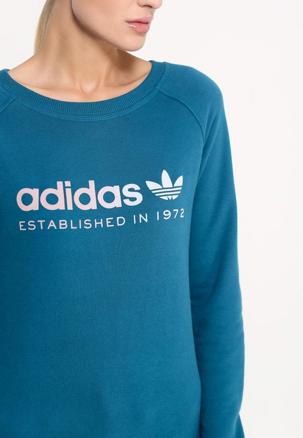 Толстовка Adidas Originals (Адидас Ориджиналс) S19617: изображение 2