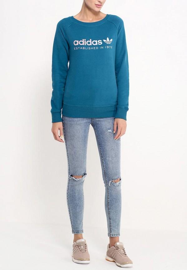 Толстовка Adidas Originals (Адидас Ориджиналс) S19617: изображение 3