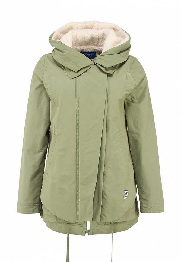 Утепленная куртка Adidas Originals (Адидас Ориджиналс) AA7826: изображение 1