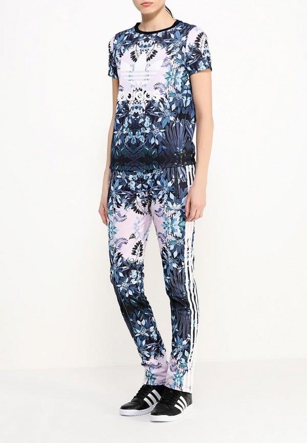 Женские спортивные брюки Adidas Originals (Адидас Ориджиналс) AB1988: изображение 2