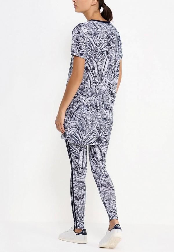Платье-мини Adidas Originals (Адидас Ориджиналс) AB1996: изображение 4