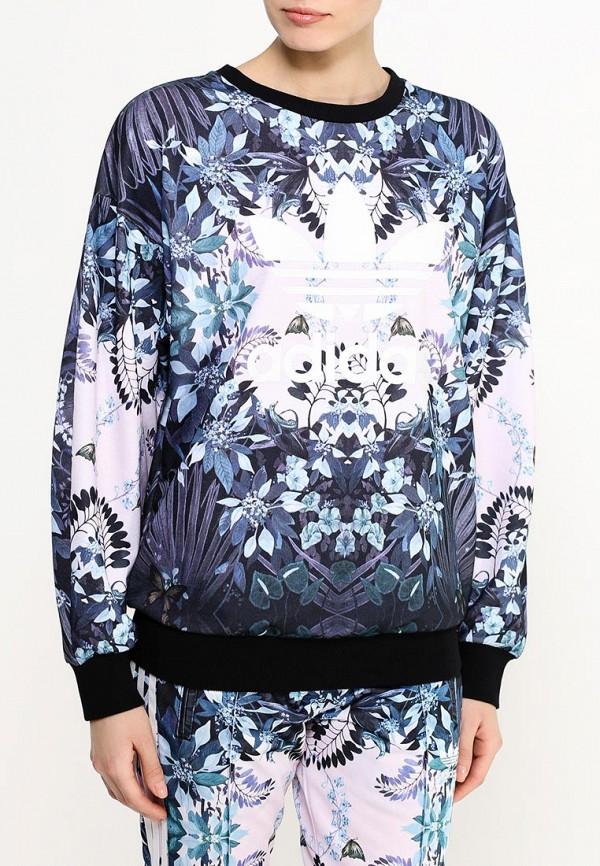 Толстовка Adidas Originals (Адидас Ориджиналс) AB2000: изображение 4