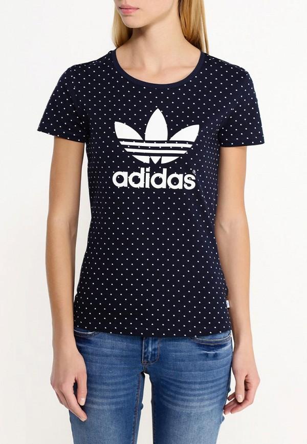 Спортивная футболка Adidas Originals (Адидас Ориджиналс) AB2012: изображение 3