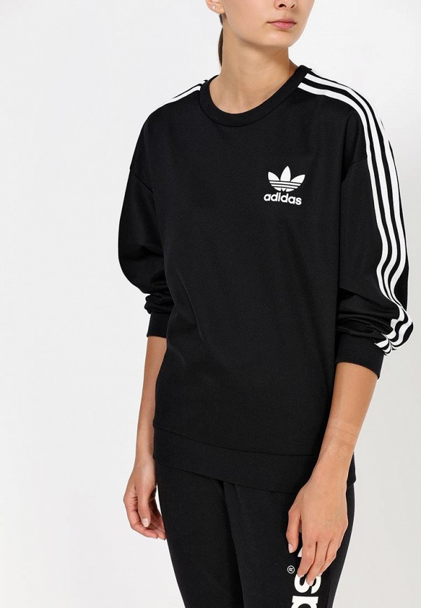 Толстовка Adidas Originals (Адидас Ориджиналс) AB2015: изображение 2