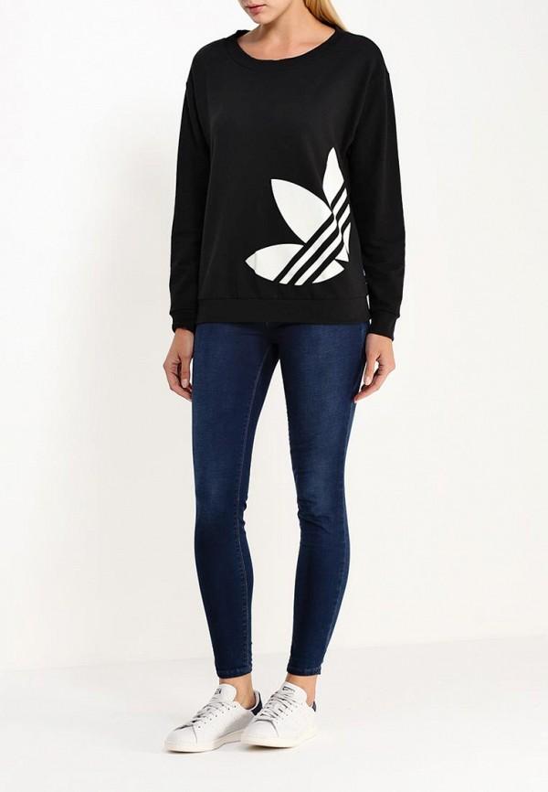 Толстовка Adidas Originals (Адидас Ориджиналс) AB2018: изображение 2