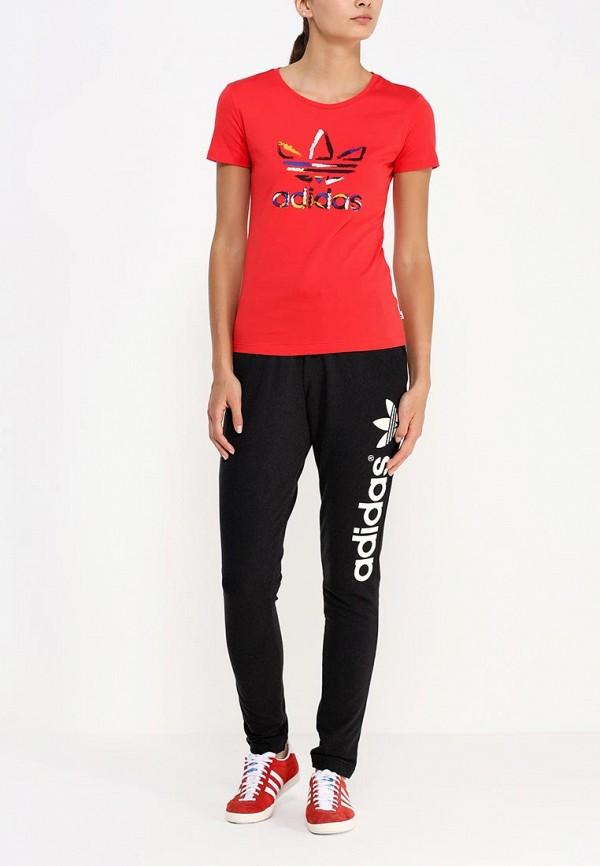 Женские спортивные брюки Adidas Originals (Адидас Ориджиналс) AB2073: изображение 3