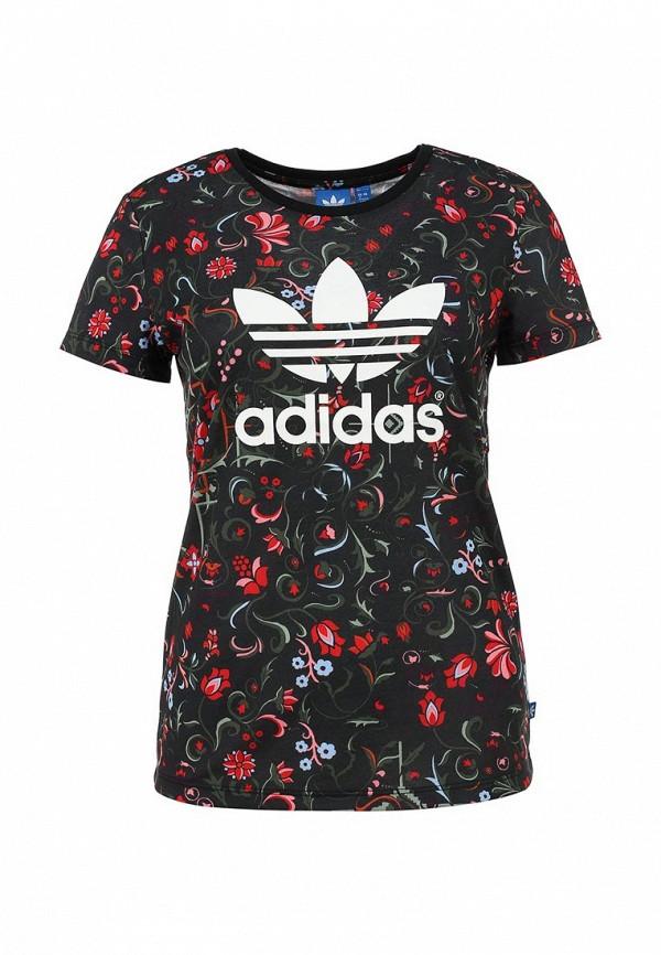 Футболка с коротким рукавом Adidas Originals (Адидас Ориджиналс) AB2130: изображение 2