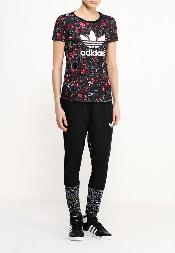 Футболка с коротким рукавом Adidas Originals (Адидас Ориджиналс) AB2130: изображение 3