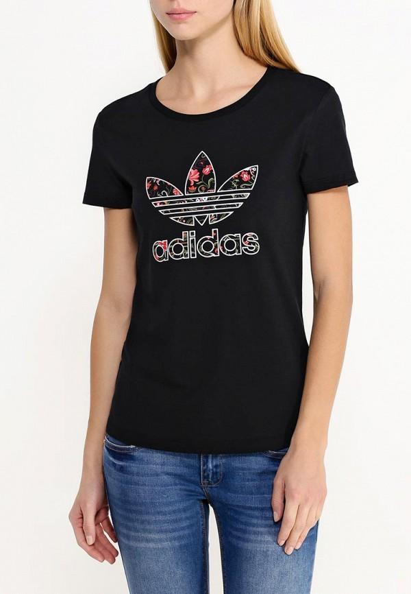 Спортивная футболка Adidas Originals (Адидас Ориджиналс) AB2131: изображение 3