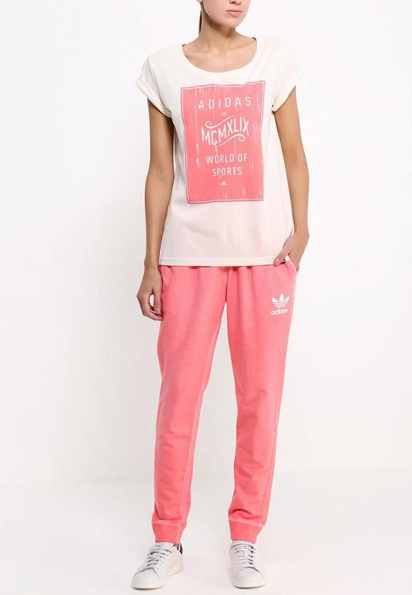 Женские спортивные брюки Adidas Originals (Адидас Ориджиналс) AB2143: изображение 3