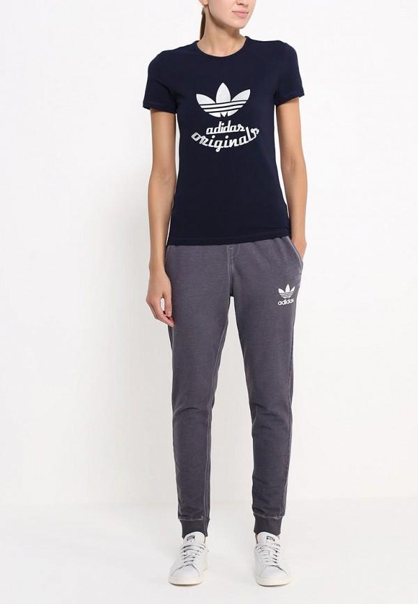 Женские спортивные брюки Adidas Originals (Адидас Ориджиналс) AB2144: изображение 3