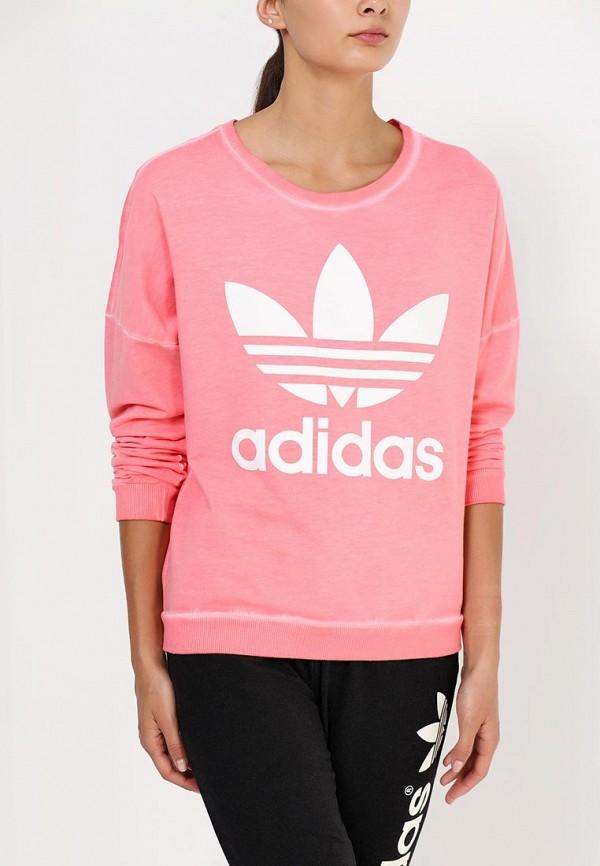 Толстовка Adidas Originals (Адидас Ориджиналс) AB2150: изображение 2